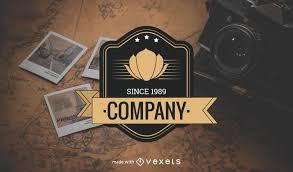 Pumpkin Stencil Maker by Golden Label Logo Template Maker Editable Design