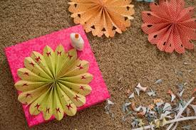 How To Make Paper And Tissue Flower Fans