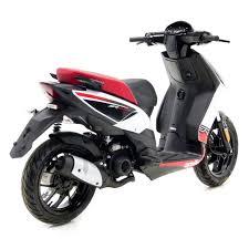 pot d échappement scooter leovince touring pour piaggio zip 50 2t
