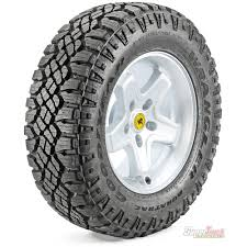 Goodyear Wrangler Duratrac With Black Sidewall Lettering | SuperTruck
