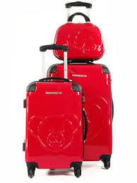 vanity samsonite pas cher ensemble de deux valises et un vanity lulu castagnette aja pas cher