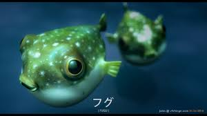 100 Fugu Truck Puffer Fish Gallery AREA By Autodesk