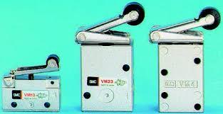 Rc Desk Pilot Calibration by Vm230 02 01s Smc Roller Lever Pneumatic Manual Control Valve Rc