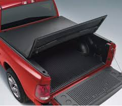 Soft TRI-FOLD Tonneau 2014-2018 GM Full Size Trucks 5' 8