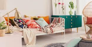 boho deko einrichten und dekorieren im boho style