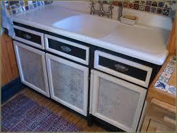 wood classic cathedral door hazelnut 60 inch kitchen sink base