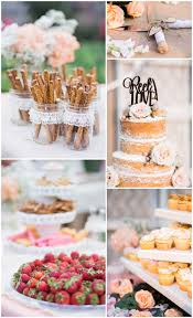 With The Help Of Friends And Family Rustic Decor For This Summer Outdoor Reception Was Executed Beautifully Brought An Even Deeper Meaning To