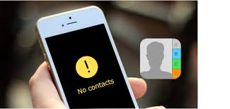 iPhone Contacts Disappeared Fix iPhone Missing Contacts