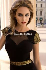 black and gold dresses cheap dress images