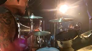 Jackie Barnes DrumCam - Jimmy Barnes -