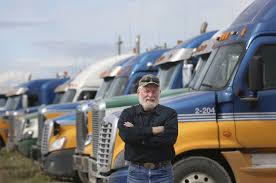 This Truck Driver Braved Alaska's Dalton Highway For Five Decades