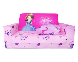 Marshmallow Flip Open Sofa Disney Princess by Sofia The First Sofa Bed U2013 Hereo Sofa
