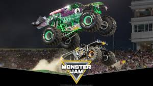 100 Monster Trucks Atlanta Jam Tickets Saturday February 23 2019 700 PM At