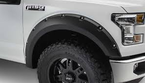 100 Wheel Flares For Trucks Pocket Style Fender Buff Truck Outfitters