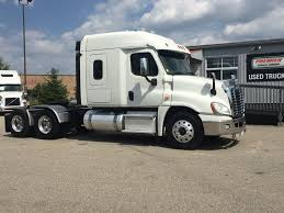 2016 Used Freightliner Cascadia Factory Warranty Until 805,000 Kms ...