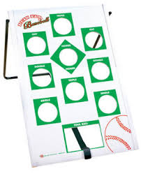 Baseball Golf Bean Bag Game