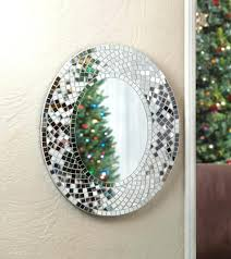 Ebay Decorative Wall Mirrors by Mirror Mosaic Wall Art Diy Ebay Uk Buy Handmade Sunburst