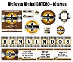 of Kit Festa Digital Boteco SC