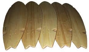 5 carve one bamboo fishtail freeride blank longboard decks lot 40