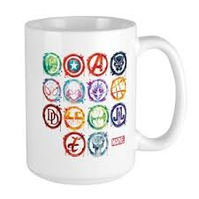 Marvels Captain America Mugs