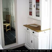 furnished apartment in duesseldorf bathroom