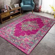 marokkanischen stil wohnzimmer teppich schlafzimmer boden