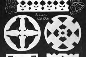 Paper Cutting Designs For Decoration How To Make Simple Unique Decorations Your Home PRETEND Be Curious