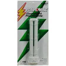rayovac bulb 60 volts xenon 4 pin f9w 1e cing