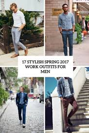 17 stylish spring 2017 work for men styleoholic