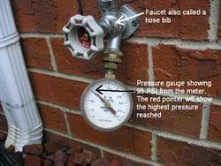 High Water Pressure and How It Makes a Difference Home