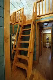 loft ladder for the side loft For the Home Pinterest