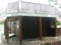Diy Under Deck Ceiling Kits Nationwide by 77 Best Under Deck Shed Images On Pinterest Deck Patio