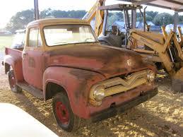 100 Classic Trucks For Sale Texas 1955 D F100 For Carscom CC962919