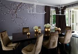 Warm Metallic Accents Instantly Stand Out In This Regal Purple Backdrop Design Kathryn MacDonald