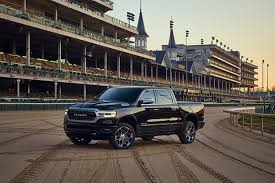 100 Trucks For Sale In Ky 2019 Ram 1500 Kentucky Derby Truck Now Taking Bets Automobile Magazine