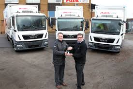 Simon Elliott MD Man Truck & Bus UK With Mark McMullan, MD Astraseal ... Burnouts In The Sky For Truckloving Surrey Man Killed At A House Retrospace Comic Books 64 Im Love With Truck Drivin Man Van Ellesmere Port Never Underestimate An Old Truck T Shirt Stickers By We Excel Being Best Removalists Rubbish And Illustration That A Is Driving Light Car With Hood Malapan Nj Movers Two Men Wixycom People At Work Delivery Handing Removal Crest Retro Stock
