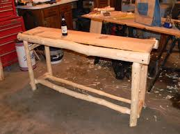 Making Log Furniture Gorgeous Design Ideas Furniture Idea