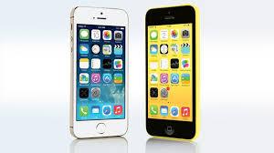 iPhone 5S vs iPhone 5C smartphone parison review Tech Advisor