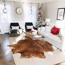100 Mid Century Modern Interior Boho Living Room Cowhide Rug Ideas Mid Century