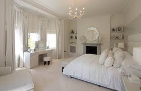 White Bedroom Decor Home Custom Decorating Inspirations Of All Brilliant