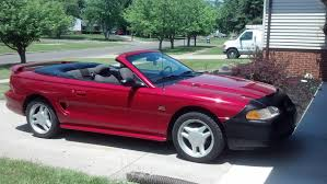 What is 94 Mustang Gt convertible worth Ford Mustang Forum