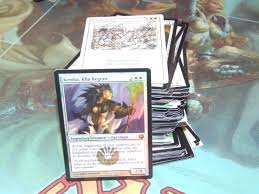 Mtg Golem Edh Deck by I U0027ll Be Your Commander U2013 Kemba U0027ll Be Your Answer By Robby Rothe