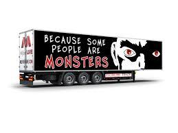 100 Free Truck Branding Banner PSD Mockup 2019 PSD Premium Mockup