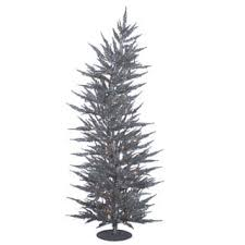 Vickerman Christmas Tree Topper by Silver Christmas Trees For Less Overstock Com