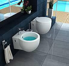 sanitär wc und bidet a terra keramik bad italien mit wc mit