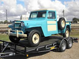 Well-Worn Willys: 1954 Jeep - Classic Classics - - GrooveCar 1963 Willys Overland Pickup Truck Bluwht Lakemirror102012 Youtube 1938 T243 Indy 2011 Instrument Cluster Schematics For Willys Pickup Truck Google Pickup 4x4 Jeeps And Jeep Another Fc 1962 Fc170 A Garagem Digital De Dan Palatnik The Garage Project Old Vintage Sale At Pixie Woods Sales Is The Making A Comeback Drivgline 1948 Sema Stock Editorial Photo Slagreca Cars Trucks Web Museum Classic Sale On Classiccarscom