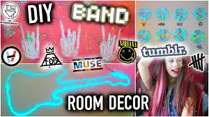 DIY BAND Room Decor