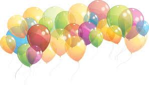 Group Balloons Taking