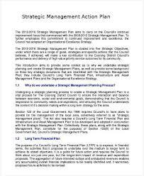 Free Strategic Plan Word Format Download Templates Management Template Journal Proposal