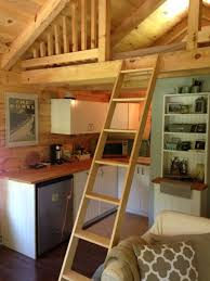 Cozy 200 Sq Ft Amish Made Tiny House for Sale in Michigan Tiny